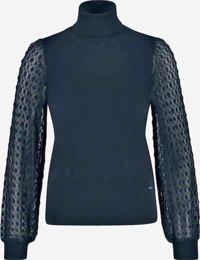 TAIFUN Pullover in ultramarinblau, Produktansicht