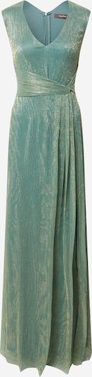 Vera Mont Robe de soirée en or / vert, Vue avec produit