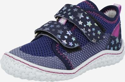RICOSTA Pirmo soļu apavi 'PEPPI' tumši zils / rozā / Sudrabs, Preces skats