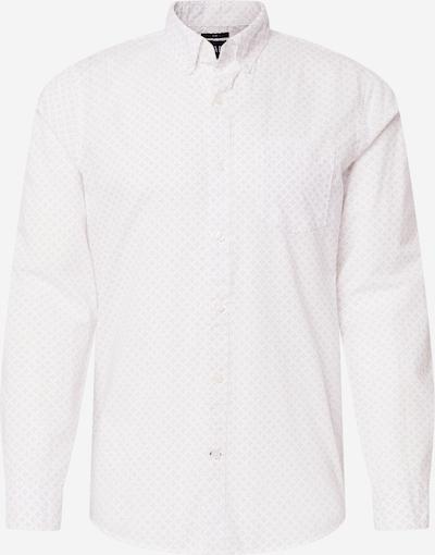 GAP Риза 'V-FA 21 LS SLIM POPLIN' в мръсно бяло, Преглед на продукта