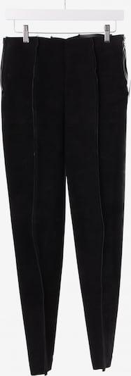 UNBEKANNT Lederhose in XL in schwarz, Produktansicht