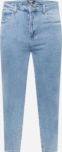 Missguided Plus Jeans in blue denim, Produktansicht