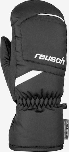 REUSCH Fäustling 'Bennet R-TEX® XT Junior Mitten' in schwarz / weiß, Produktansicht