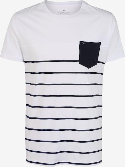 Cross Jeans T-Shirt in weiß, Produktansicht