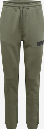 BOSS ATHLEISURE Trousers 'Halvo' in green, Item view