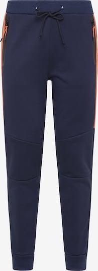 Pantaloni Mo SPORTS di colore blu / rosso, Visualizzazione prodotti