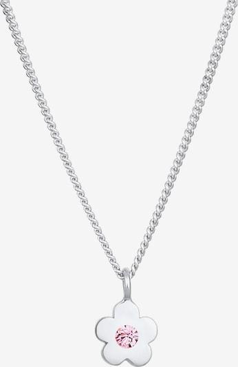 ELLI Sieraden in de kleur Rosa / Zilver, Productweergave