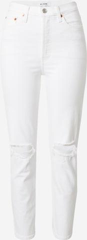 RE/DONE Jeans i hvit