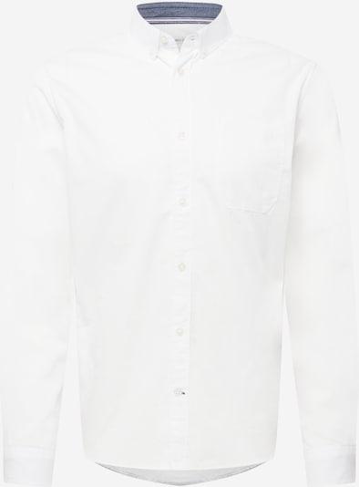 TOM TAILOR Hemd in offwhite, Produktansicht
