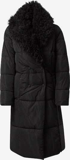 Žieminis paltas iš VERO MODA , spalva - juoda: Vaizdas iš priekio