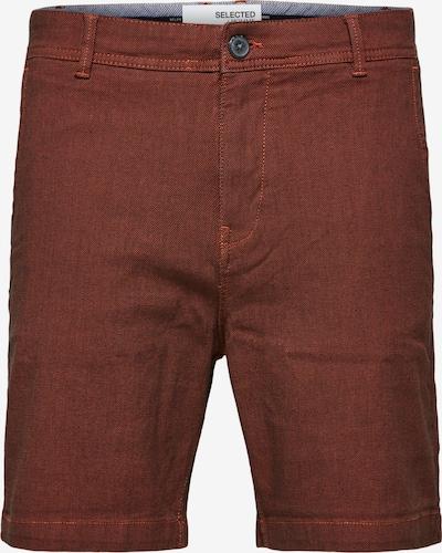 SELECTED HOMME Kalhoty 'Storm Flex' - pastelově červená / černá, Produkt