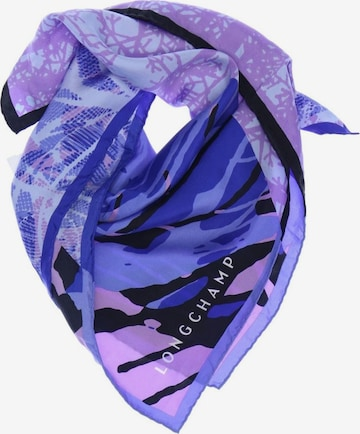 Longchamp Scarf & Wrap in One size in Blue