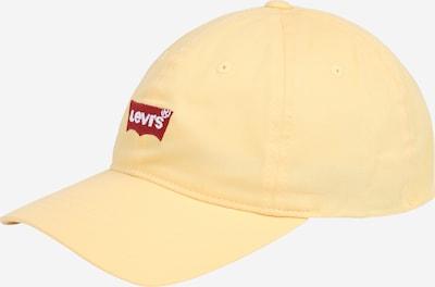 Șapcă LEVI'S pe galben / roșu, Vizualizare produs