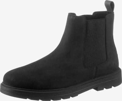 Calvin Klein Stiefelette in schwarz: Frontalansicht
