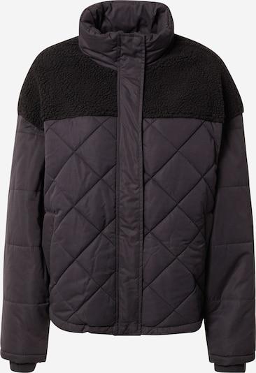 Urban Classics Jacke 'Diamond Quilt' in schwarz, Produktansicht