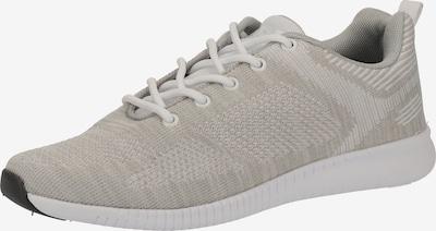 a.soyi Sneakers laag in de kleur Grijs / Wit, Productweergave