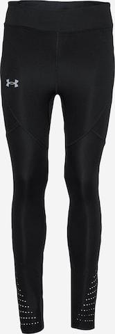 Pantaloni sport 'Speedpocket' de la UNDER ARMOUR pe negru