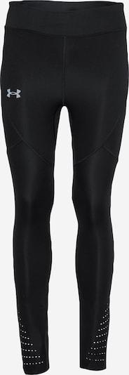 UNDER ARMOUR Pantalón deportivo 'Speedpocket' en negro / blanco, Vista del producto