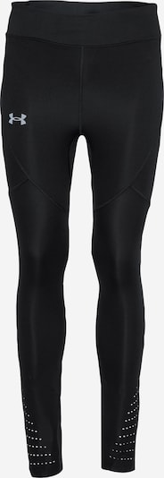 UNDER ARMOUR Sporta bikses 'Speedpocket' melns / balts, Preces skats