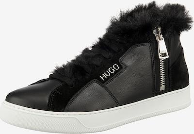 HUGO Stiefelette in schwarz, Produktansicht
