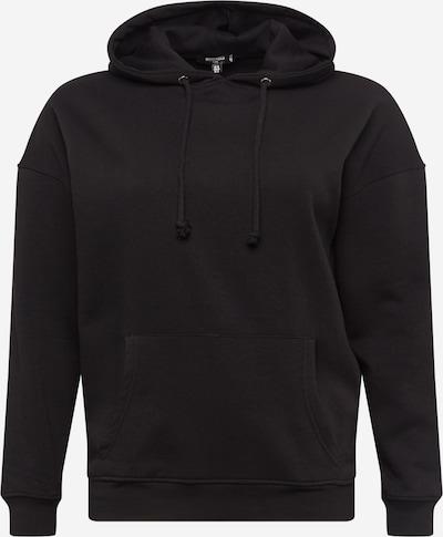 Missguided Plus Sweatshirt in de kleur Zwart, Productweergave