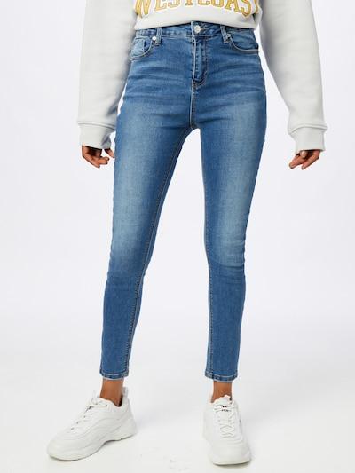 Hailys Jeans 'Talina' in blue denim, Modelansicht