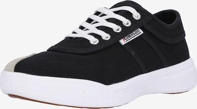 KAWASAKI Sneakers laag 'Leap' in de kleur Zwart, Productweergave