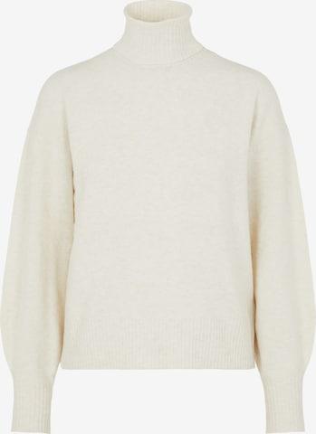 PIECES Sweater 'Cava' in Beige