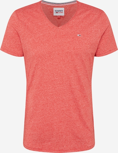 Tommy Jeans Shirt 'JASPE' in rot, Produktansicht