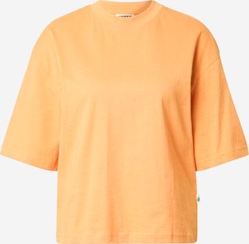 Urban Classics Shirt in Orange