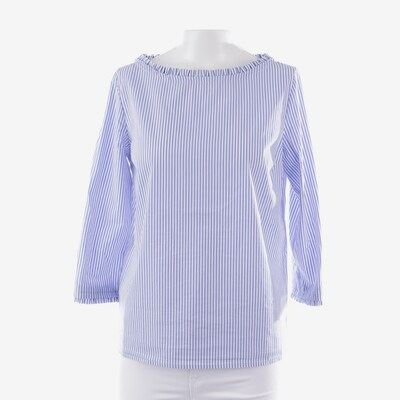 Soluzione Bluse in hellblau / weiß, Produktansicht