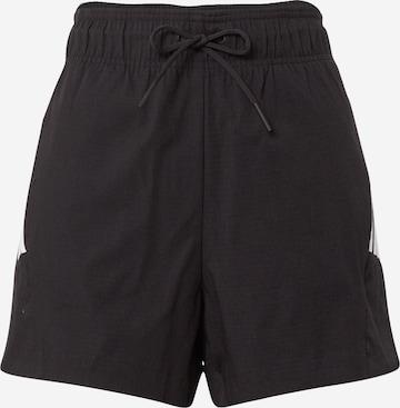 ADIDAS PERFORMANCE Shorts in Black