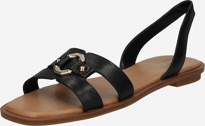 Sandale cu baretă 'FANDRA' ALDO pe negru, Vizualizare produs