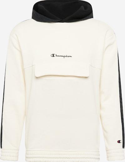 Champion Authentic Athletic Apparel Bluzka sportowa w kolorze offwhitem: Widok z przodu