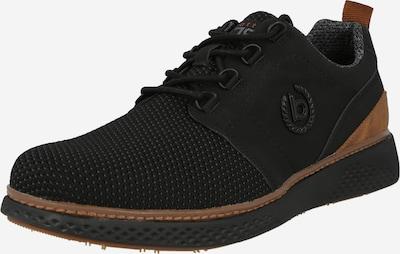 Sportinio stiliaus batai su raišteliais 'Dexter' iš bugatti, spalva – šviesiai ruda / juoda, Prekių apžvalga