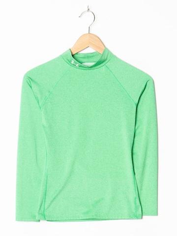 UNDER ARMOUR Sport T-Shirt in XS in Grün
