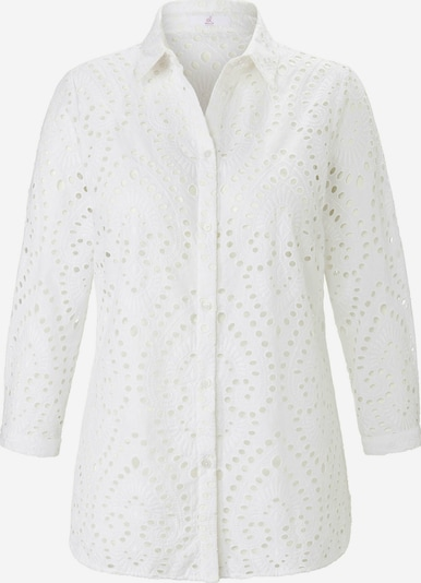 Emilia Lay Bluse in weiß, Produktansicht