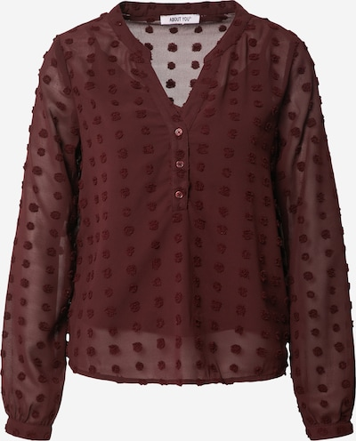 ABOUT YOU Blouse 'Galina' in Bordeaux, Item view