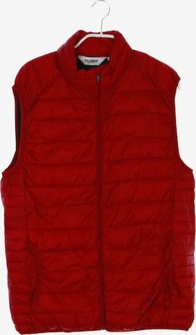 Pull&Bear Steppweste in M in Rot