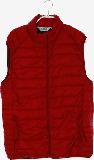 Pull&Bear Vest in M in Cherry red, Item view
