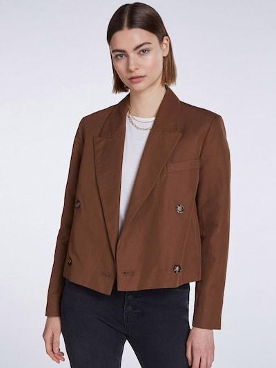 SET Blazer | rjava barva, Prikaz modela