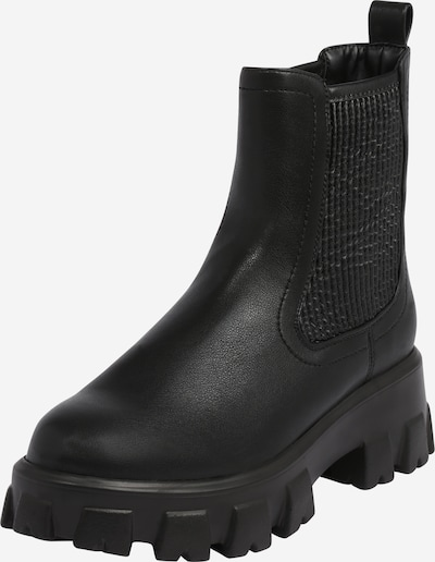 NA-KD Chelsea čizme u crna: Prednji pogled