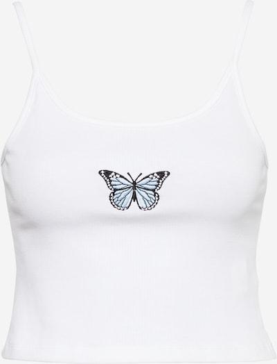 ABOUT YOU Top 'Lea' u bijela, Pregled proizvoda