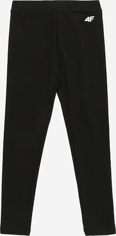 4F Sports trousers in Black