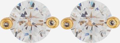 Kate Spade Boucles d'oreilles en blanc, Vue avec produit