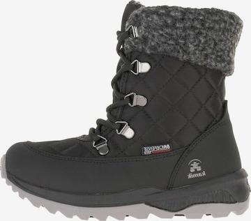 Boots ' GEMINI ' Kamik en noir