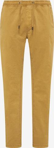 Pantalon chino MO en marron