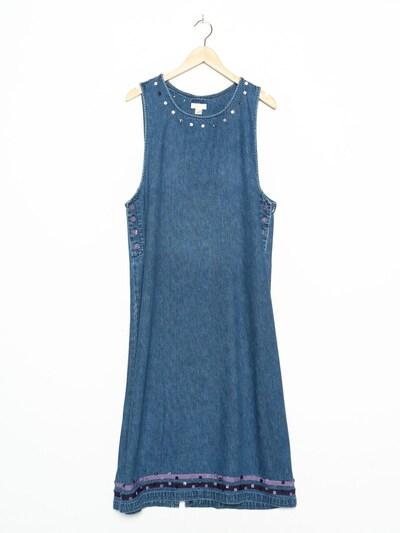 Christopher & Banks Jeanskleid in L-XL in blue denim, Produktansicht