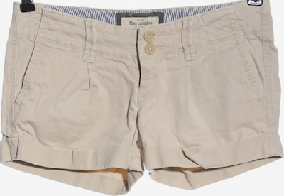 Abercrombie & Fitch Hot Pants in XS in wollweiß, Produktansicht