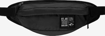 chillouts Fanny Pack 'Jake' in Black